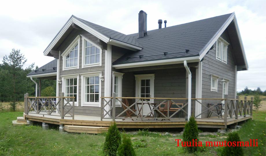 Проекты финских деревянных домов фото