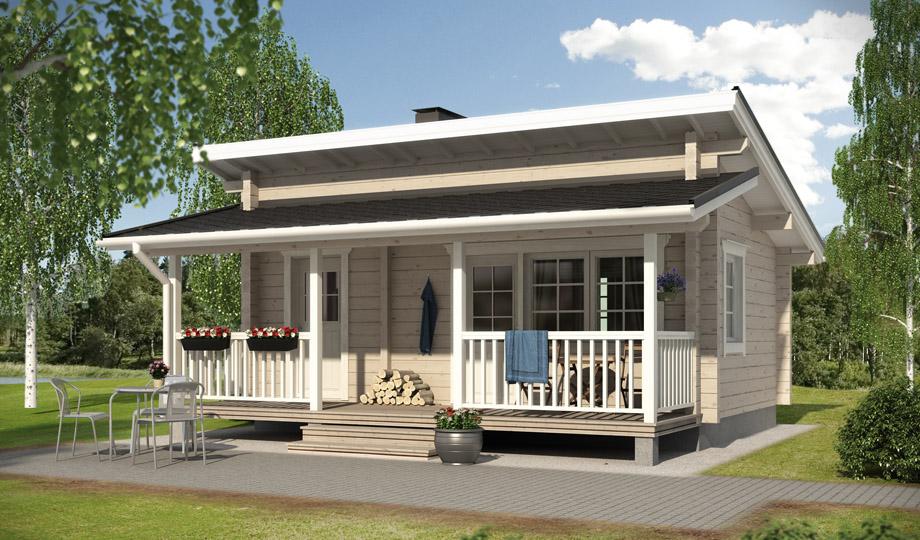 проект небольшого дачного домика с террасой фото нашей стране уже