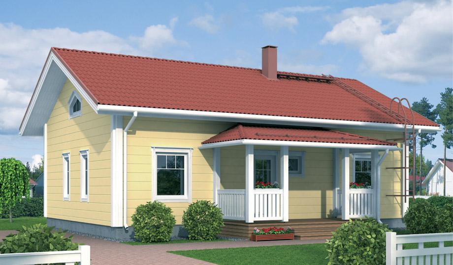 стиль проект одноэтажного дома с крыльцом фото дорогой